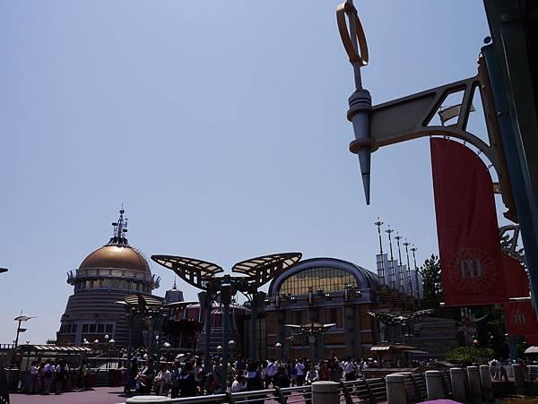 東京迪士尼海洋 Tokyo Disneysea (166)