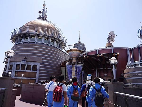 東京迪士尼海洋 Tokyo Disneysea (170)