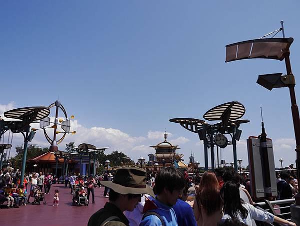 東京迪士尼海洋 Tokyo Disneysea (167)