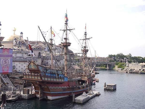 東京迪士尼海洋 Tokyo Disneysea (251)