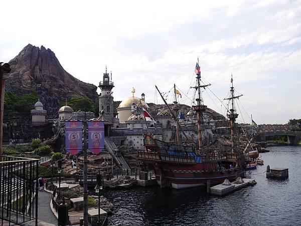 東京迪士尼海洋 Tokyo Disneysea (248)