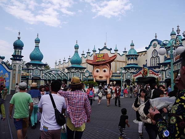 東京迪士尼海洋 Tokyo Disneysea (287)