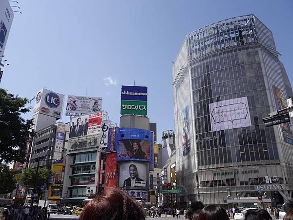 3 澀谷 八公忠犬銅像 OS藥妝 元祖壽司 SHIBUYA 109 (8)