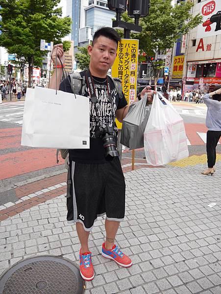 3 澀谷 八公忠犬銅像 OS藥妝 元祖壽司 SHIBUYA 109 (22)