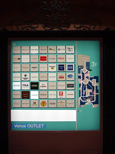 DECKS  Aqua city odaiba  palette Town  Venus Fort 維納斯城堡 (83)