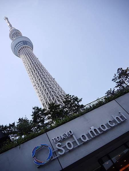 晴空塔 東京スカイツリー Tokyo Skytree (32)