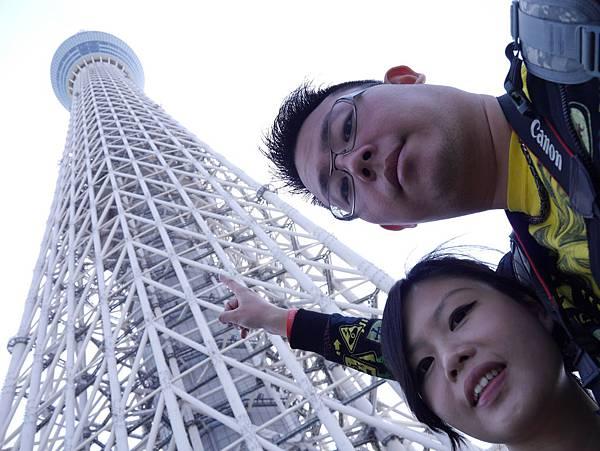 晴空塔 東京スカイツリー Tokyo Skytree (105)