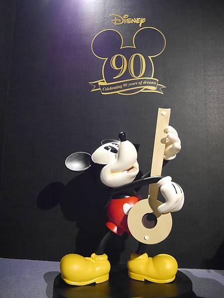 迪士尼90周年特展 (123)