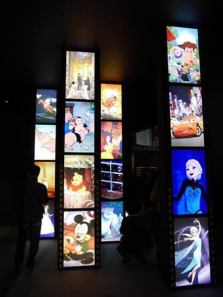 迪士尼90周年特展 (125)