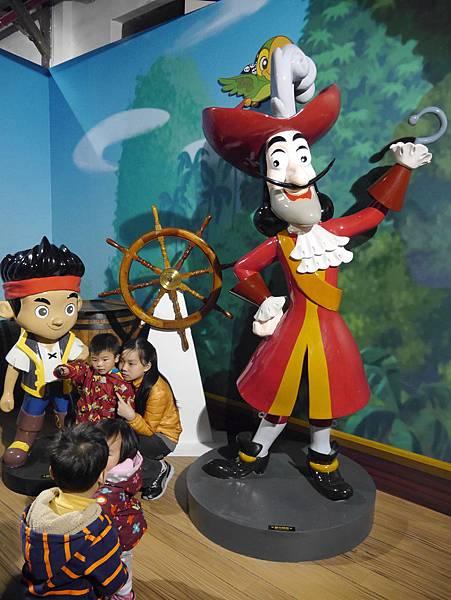 迪士尼90周年特展 (143)