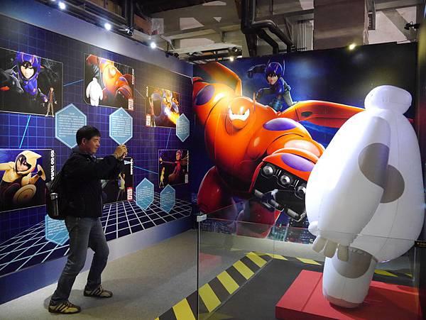迪士尼90周年特展 (171)