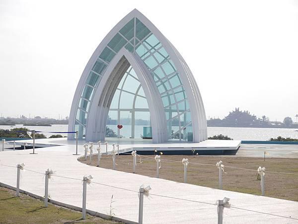 15北門遊客中心 白色水晶教堂 (22)