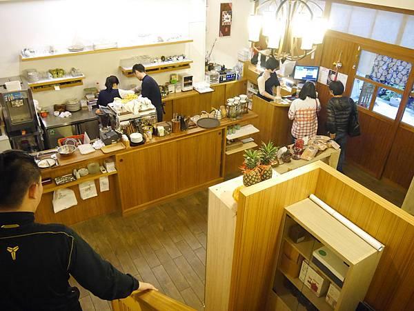 京咖啡‧蔬食朝食屋 (41)