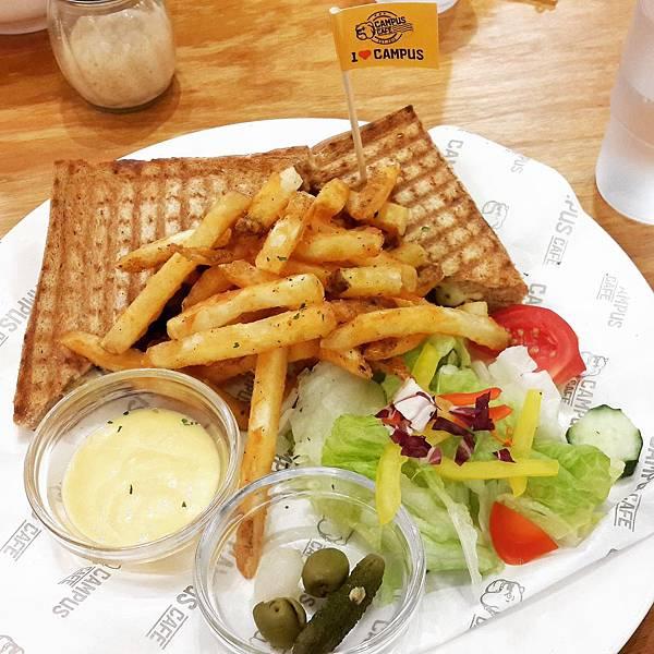 Campus Cafe 美式校園輕食餐廳 內湖店