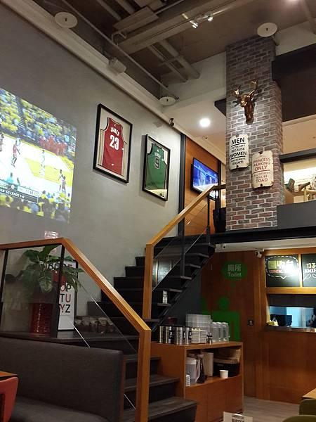 Campus Cafe 美式校園輕食餐廳 內湖店7