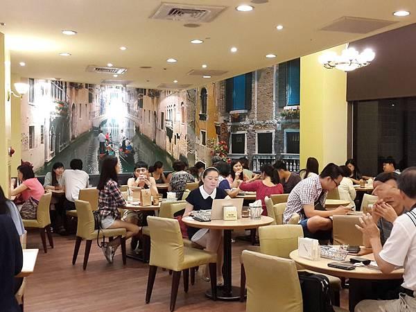 莫凡彼歐風餐廳台北美麗華店4