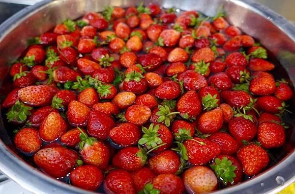 好茶-草莓鳳梨紅茶美祿杏仁_9178