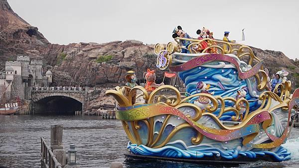 東京迪士尼海洋觀海景大飯店Tokyo DisneySea Hotel MiraCosta Tokyo DisneySea東京迪士尼度假區35週年慶Happiest Celebration (104).JPG