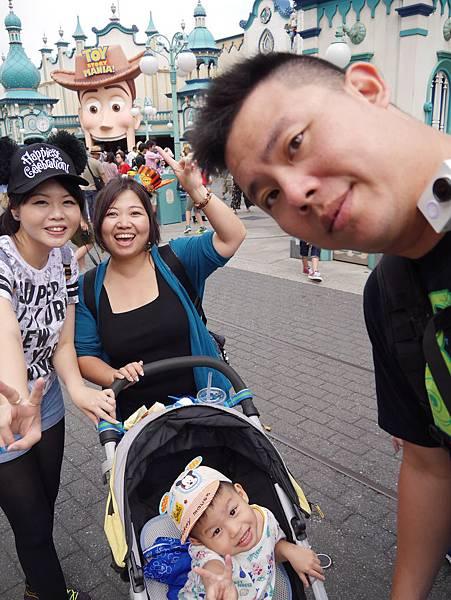 東京迪士尼海洋觀海景大飯店Tokyo DisneySea Hotel MiraCosta Tokyo DisneySea東京迪士尼度假區35週年慶Happiest Celebration (186).JPG