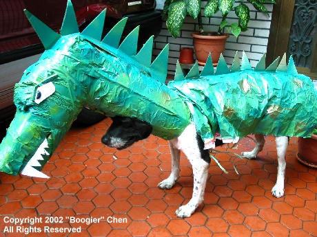 我是恐龍不是狗