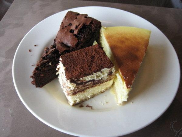 Caf'e 83的蛋糕