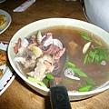 章魚排骨湯