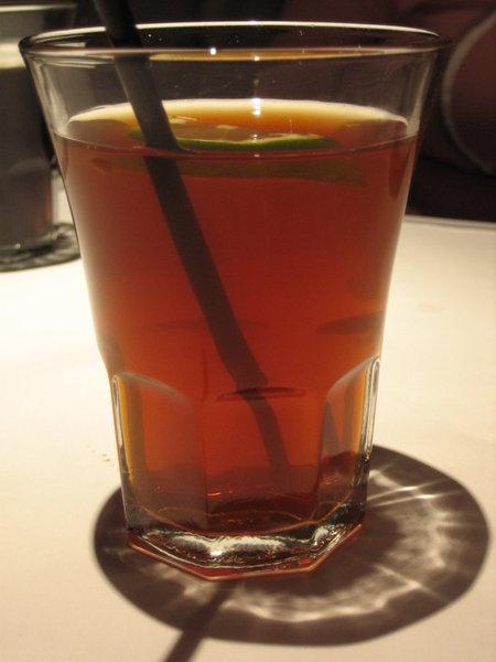 亞米日記-冰檸檬茶