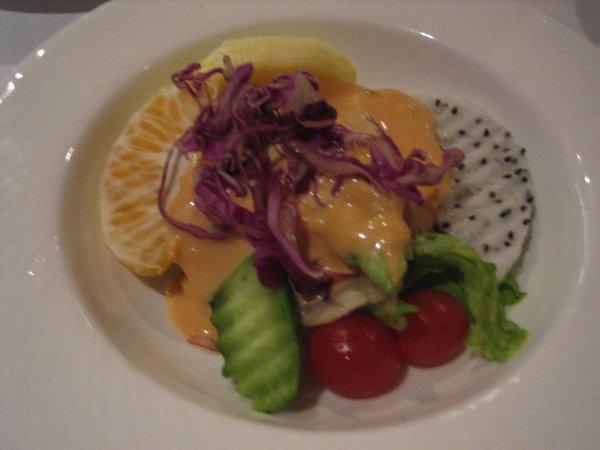 莎諾-水果沙拉