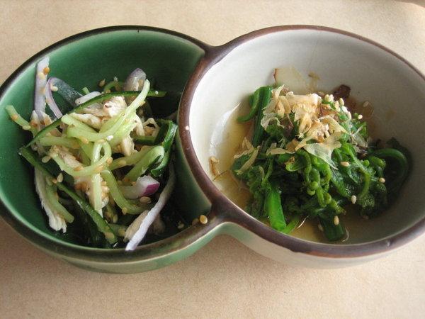 隱花園-前菜