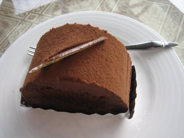 隱花園-超美味巧克力蛋糕