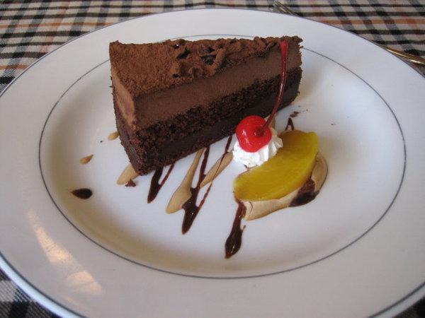 莎諾-巧克力蛋糕