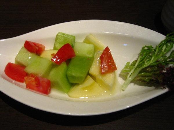 品田牧場-元氣水果沙拉