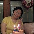 我和生日蛋糕