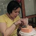 蛋糕不能切斷
