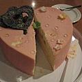 可愛的蛋糕斷面秀