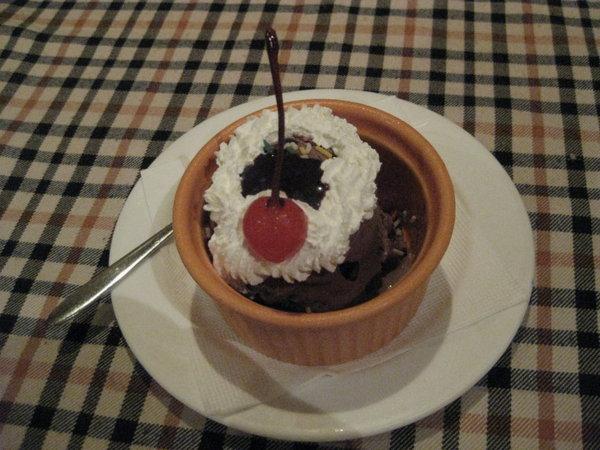 莎諾-巧克力冰淇淋
