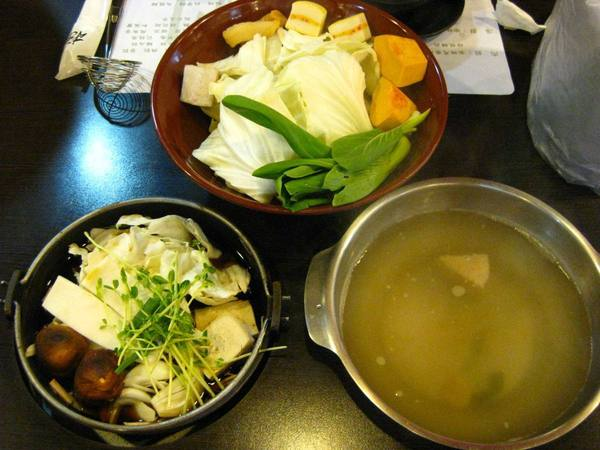 櫻川涮涮鍋