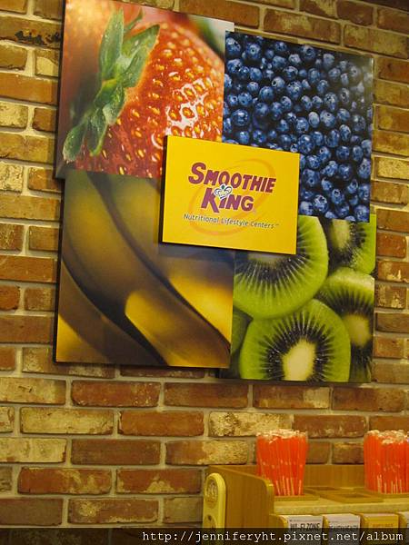 SMOOTHIE KING!!