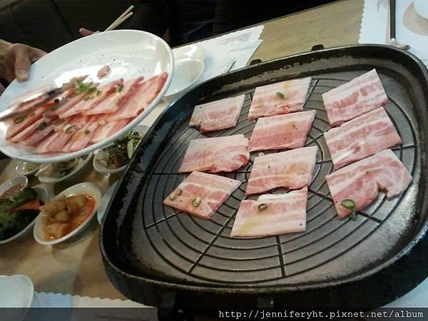 原味烤豬五花