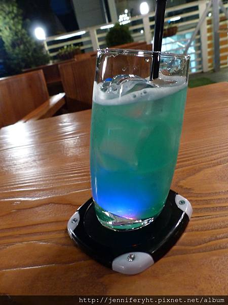 藍色夏威夷