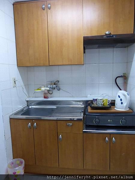 HONGSI民宿-小廚房