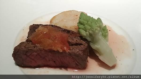 單點-牛肉干貝