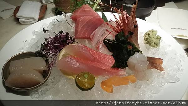 套餐-生魚片