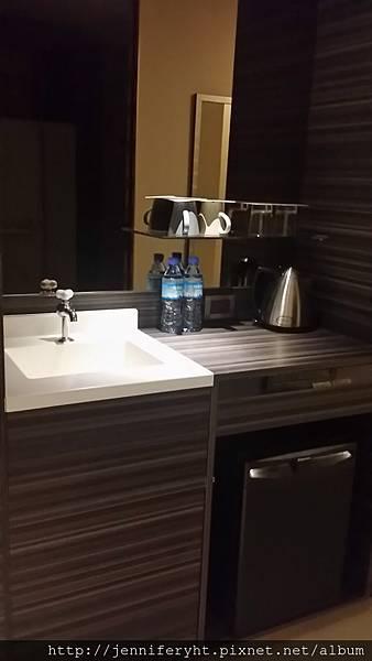 六月份住宿-精緻客房 小酒吧和冰箱