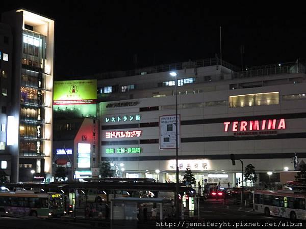 錦糸町站本身也有綜合商場