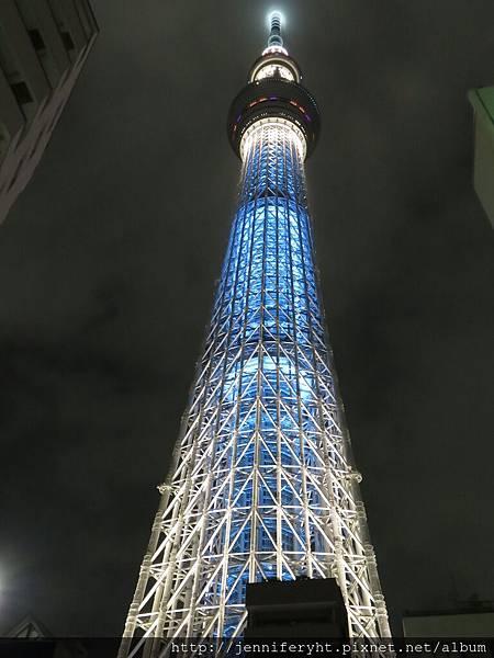 晴空塔/天空樹