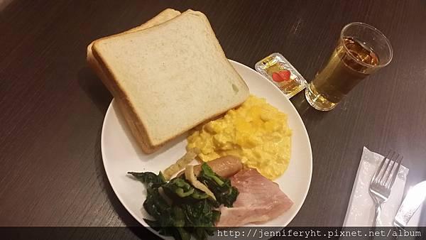 東武飯店的早餐Buffet