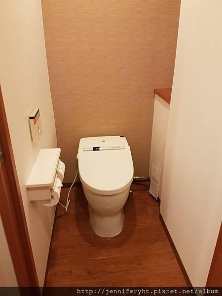 樂天飯店-獨立廁所