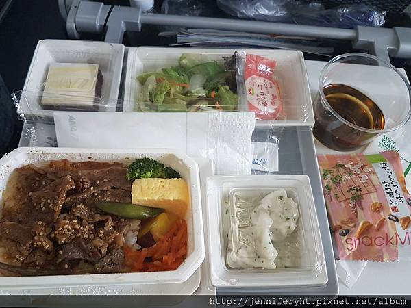 ANA機上餐