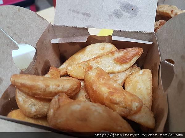 橋村炸雞-炸薯塊